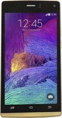Spice Xlife Victor5 (Black & Gold, 8 GB)(1 GB RAM)