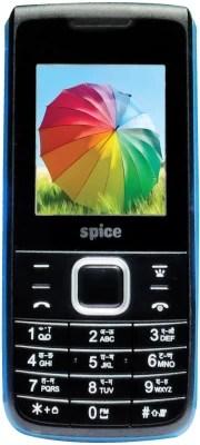Spice Boss Power-5510(Black & Light Blue)