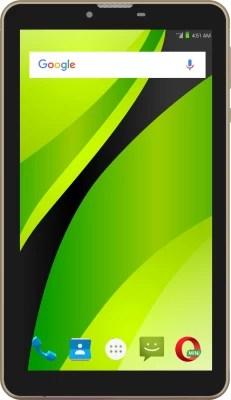 Swipe Strike 4G VoLTE 16 GB 7 inch with Wi-Fi+4G(Gold)
