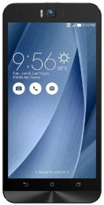Asus Zenfone Selfie (Silver, 16 GB)(3 GB RAM)
