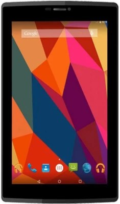 Micromax Canvas Tab P702 16 GB 7 inch with Wi-Fi+4G(Black)