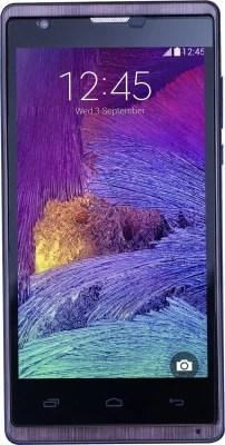 Spice Smart MI-508 (Blue, 4 GB)(512 MB RAM)
