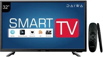 Daiwa 80cm (32) HD Ready LED Smart TV(D32D4S)