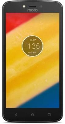 Moto C Plus (Pearl White, 16 GB)(2 GB RAM)