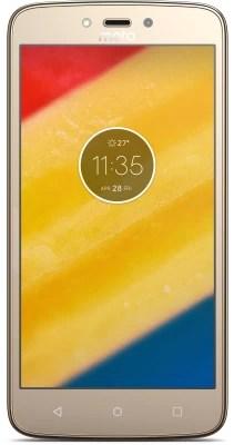 Moto C Plus (Fine Gold, 16 GB)(2 GB RAM)