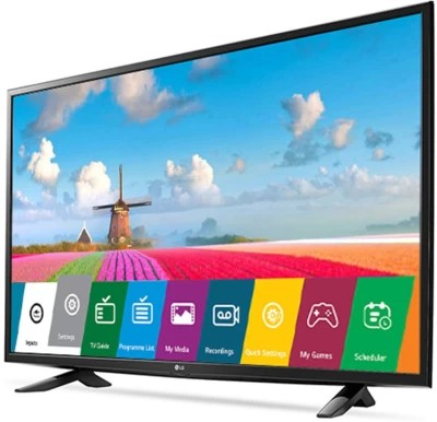 LG 108cm (43) Full HD LED Smart TV(43LJ522T)