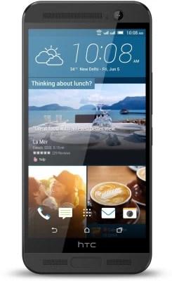 HTC One Me Dual (Meteor Grey, 32 GB)(3 GB RAM)