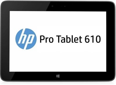 HP 610 Pro 64 GB 10.1 inch with Wi-Fi Only(Black)