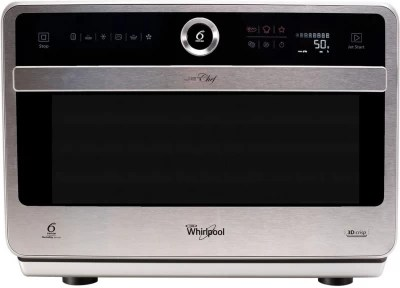 Whirlpool 33 L Convection & Grill Microwave Oven(Jet Chef, Grey)