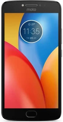 MOTO E4 (Iron Grey, 16 GB)(2 GB RAM)
