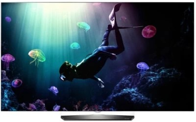 LG 139cm (55) Ultra HD (4K) OLED Smart TV(OLED55B6T)