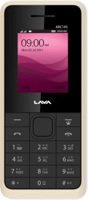Lava ARC 105 (Gold, 512 MB)(512 MB RAM)