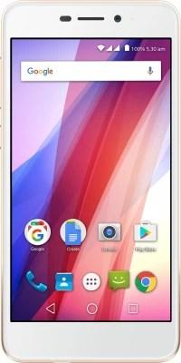 Panasonic Eluga I2 Activ (Gold, 16 GB)(2 GB RAM)
