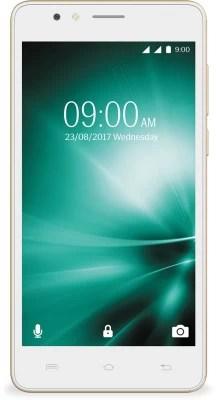 Lava A73 (Gold, 8 GB)(1 GB RAM)