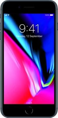 Apple iPhone 8 Plus (Space Grey, 64 GB)