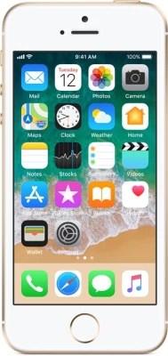 Apple iPhone SE (Gold, 32 GB)