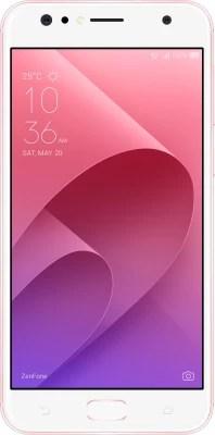 Asus Zenfone 4 Selfie Dual Camera (Rose Pink, 64 GB)(4 GB RAM)