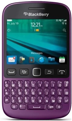 Blackberry 9720 (Purple, 512 MB)(512 MB RAM)