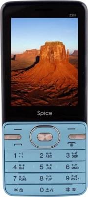 Spice Z301(Metallic Blue)