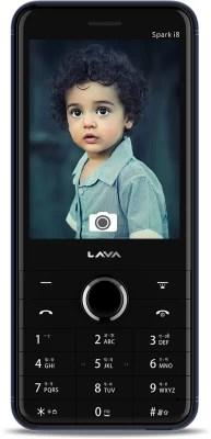 Lava Spark i8(Black & Blue)