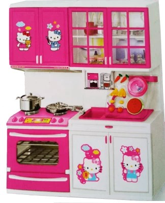 kitchen set light fixtures lowes 5 off on heer kids luxury battery operated toy with and sound flipkart paisawapas com