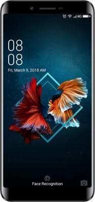 iVooMi i1s (New Edition) (Classic Black, 32 GB)(3 GB RAM)