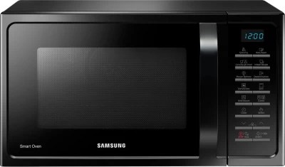 Samsung 28 L Convection Microwave Oven(MC28H5025VK/TL, Black)
