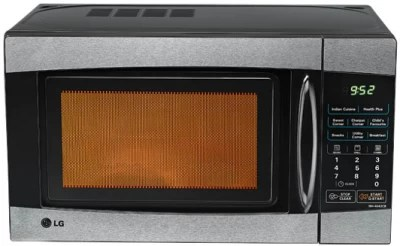 LG 20 L Grill Microwave Oven(MH2046HB, Black)