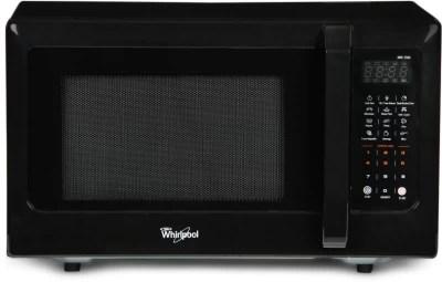 Whirlpool 25 L Grill Microwave Oven(MW 25 BG, Black)