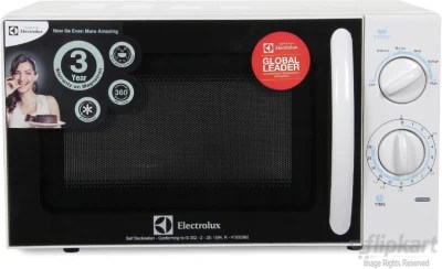Electrolux 20 L Solo Microwave Oven(S20M.WW-CG, White)