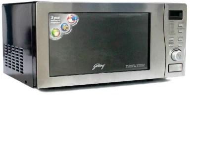 Godrej 20 L Convection Microwave Oven(20CA5-MLZ, Black)
