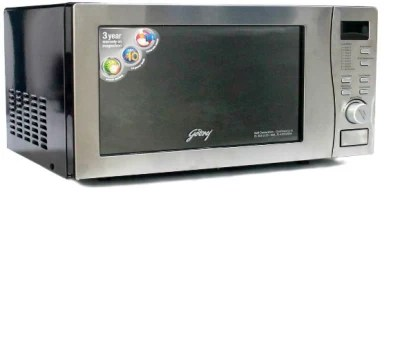 Godrej 20 L Convection Microwave Oven(20CA5-MLZ, Black)