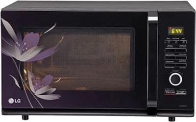 LG 32 L Convection Microwave Oven(MC3286BPUM, Black)