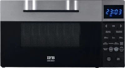 IFB 25 L Convection Microwave Oven(25BCSDD1, Black)