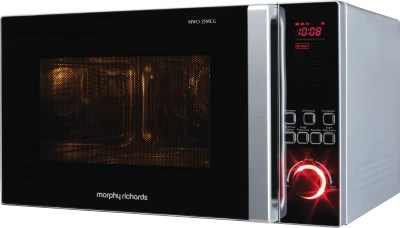 Morphy Richards 25 L Convection Microwave Oven(25MCG, Silver)