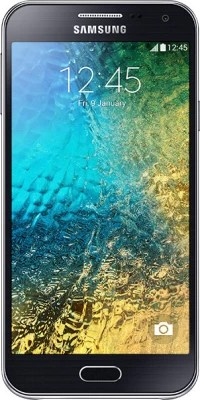 Samsung Galaxy E5 (Black, 16 GB)(1.5 GB RAM)