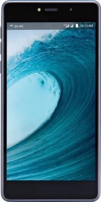 LYF Water 1 (Black, 16 GB)(2 GB RAM)
