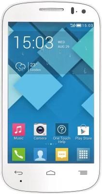 Panasonic T31 (White, 4 GB)(512 MB RAM)