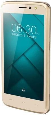 Xolo ERA 2-4G with VoLTE (Pyramid Gold, 8 GB)(1 GB RAM)