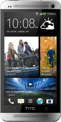 HTC One 801e (Silver, 32 GB)(2 GB RAM)
