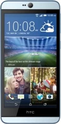 HTC Desire 826 DS (GSM + CDMA) (Blue Lagoon, 16 GB)(2 GB RAM)