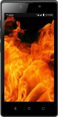 LYF Flame 8 (Black, 8 GB)(1 GB RAM)