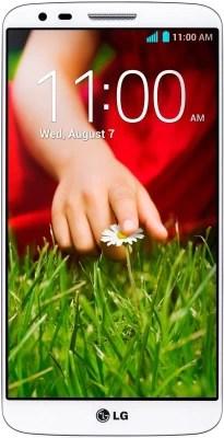 LG G2 D802T (White, 32 GB)(2 GB RAM)