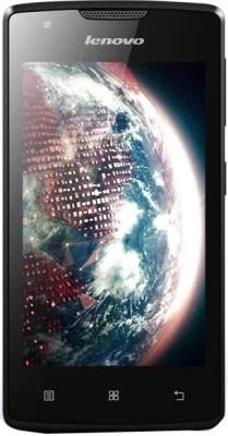Lenovo A1000 (Black, 8 GB)(1 GB RAM)
