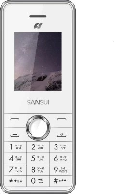 Sansui Z12(White and Silver)