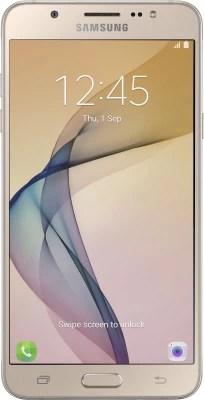 Samsung Galaxy On8 (Gold, 16 GB)(3 GB RAM)