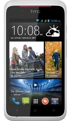 HTC Desire 210 Dual Sim (White, 4 GB)(512 MB RAM)