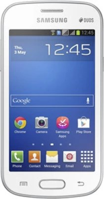 Samsung Galaxy Trend (Ceramic White, 4 GB)(512 MB RAM)