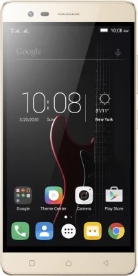Lenovo Vibe K5 Note (Gold, 64 GB)(4 GB RAM)
