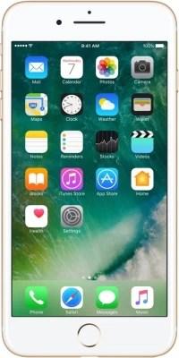 Apple iPhone 7 Plus (Gold, 128 GB)